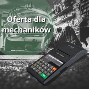 kasy fiskalne dla mechaników