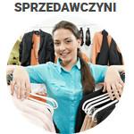sprzedawca sprzedawczyni butik sklep odzież ubrania buty