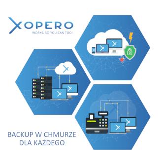 Xopero – Backup w chmurze dla każdego!