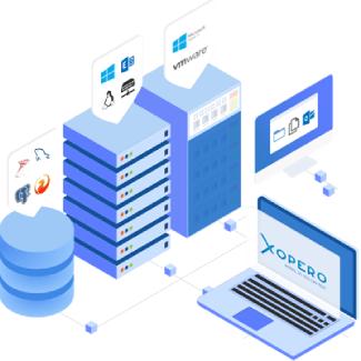 Xopero Cloud – backup dla biznesu